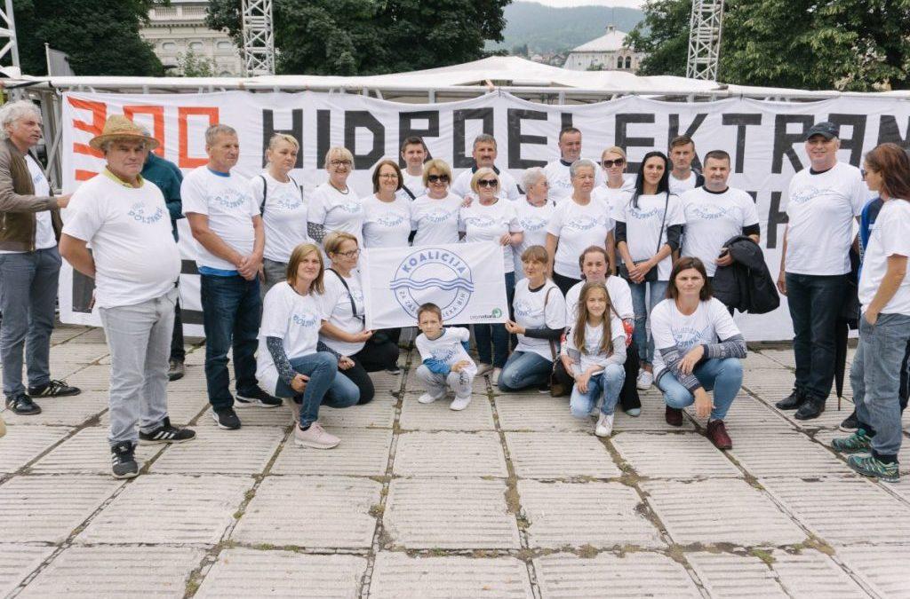 Претставничкиот дом на парламентот на Босна и Херцеговина усвои Декларација за заштита на реките и заклучок со кој се забрани изградба на мали хидроцентрали!